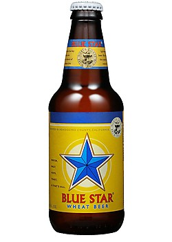 North Coast Brewing Blue Star Wheat Beer