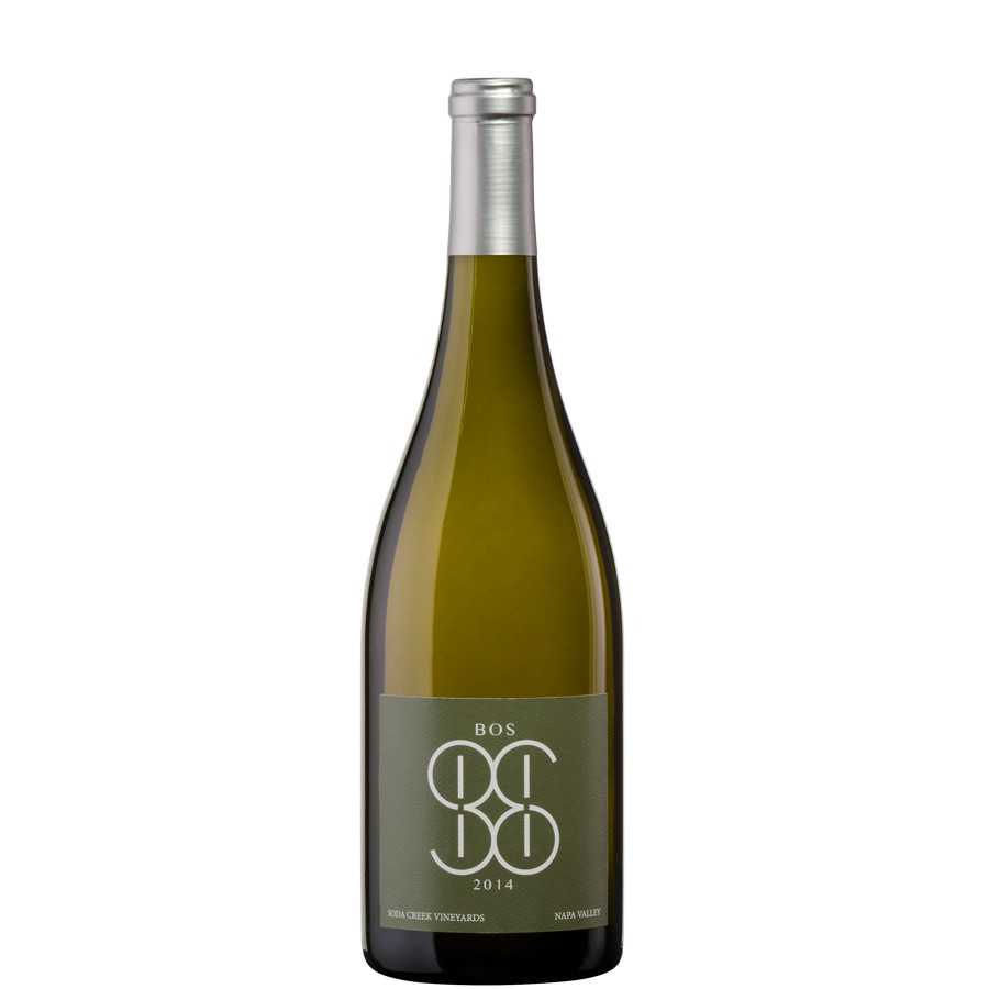 BOS  2014 White Blend - Soda Creek