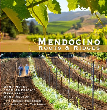 Book: Mendocino Roots & Ridges
