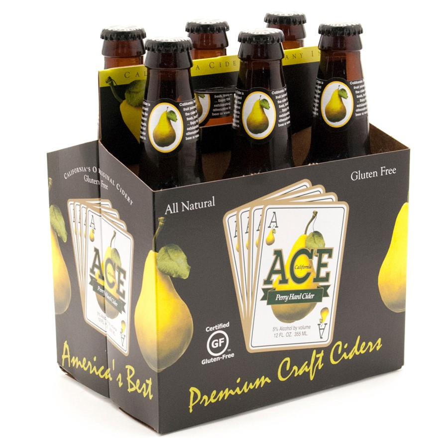 Ace Perry Cider (6 pack)