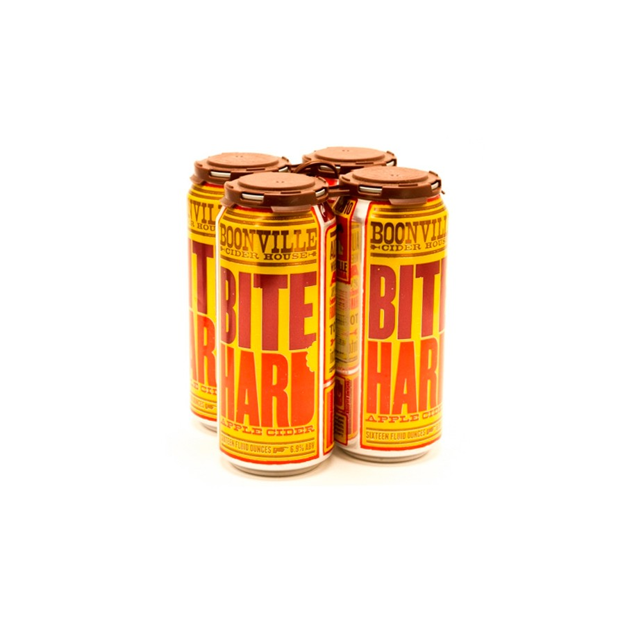 Bite Hard Cider (4-pack)