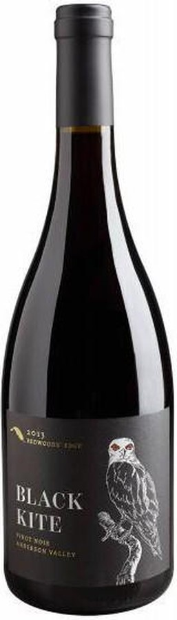 Black Kite 2013 Redwoods' Edge Pinot Noir