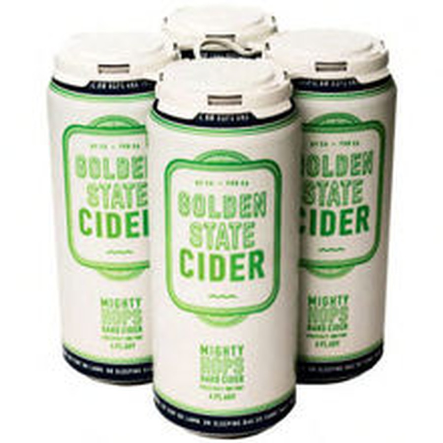 Golden State Cider Mighty Hops 4pack