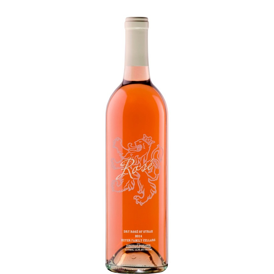 Meyer Family Cellars 2016 Rose of Syrah