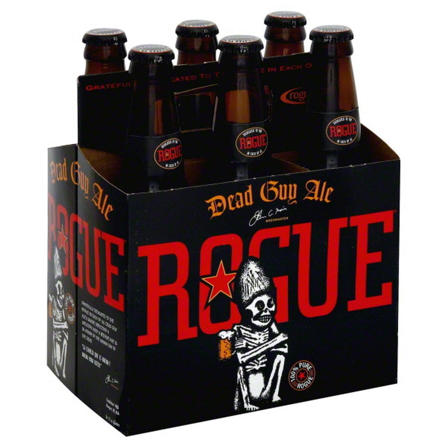 Rogue Dead Guy Ale (6-pack) Image