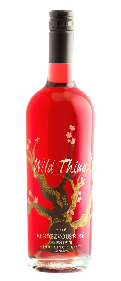 Wild Thing 2016 Rendezvous Rosé