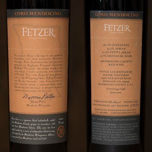 2002 Fetzer Vineyards 750ml