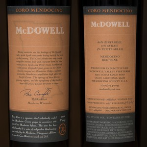 2002 McDowell Valley Vineyards Magnum