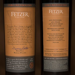 2003 Fetzer Vineyards 750ml