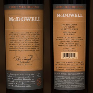 2003 McDowell Valley Vineyards 750ml