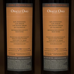 2003 Oracle Oaks Winery 750ml