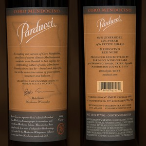 2003 Parducci Wine Estate 750ml