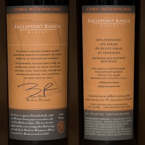2004 Eaglepoint Ranch 750ml