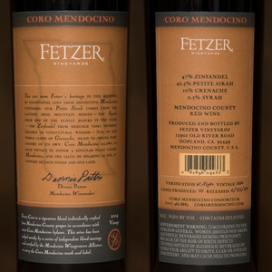 2004 Fetzer Vineyards Magnum