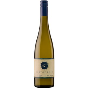 Cartograph 2014 Riesling, Greenwood Ridge