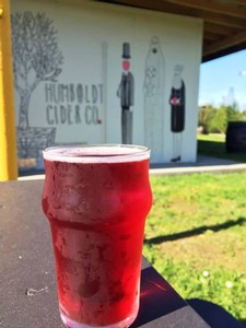 Humboldt Cider Co Cherry