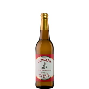 Gowan's 1876 Heirloom Cider