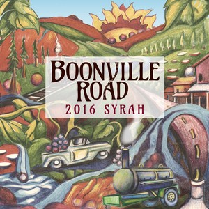 Boonville Road 2016 Syrah