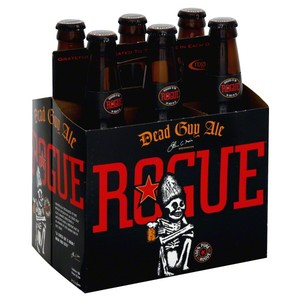 Rogue Dead Guy Ale (6-pack)